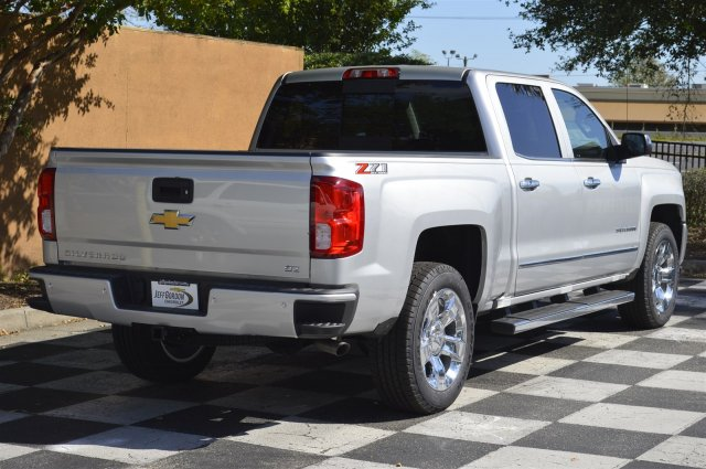 2018 Silverado 1500 Crew Cab 4x4,  Pickup #T2478 - photo 2