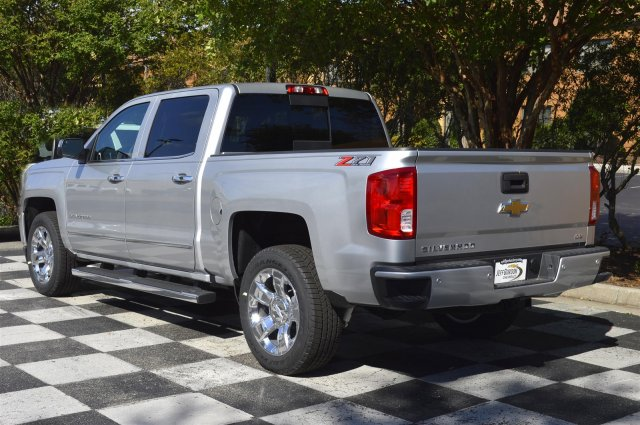 2018 Silverado 1500 Crew Cab 4x4,  Pickup #T2478 - photo 5