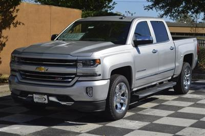 2018 Silverado 1500 Crew Cab 4x4,  Pickup #T2478 - photo 3