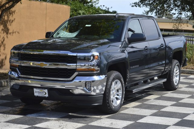 2018 Silverado 1500 Crew Cab 4x2,  Pickup #T2488 - photo 3