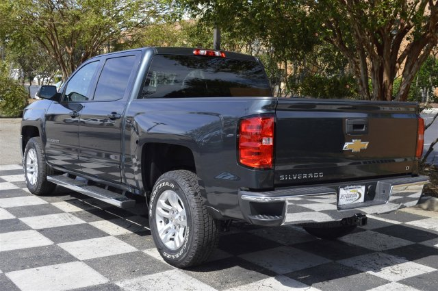 2018 Silverado 1500 Crew Cab 4x2,  Pickup #T2488 - photo 5