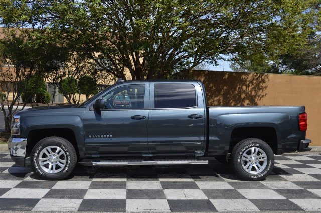 2018 Silverado 1500 Crew Cab 4x2,  Pickup #T2488 - photo 7