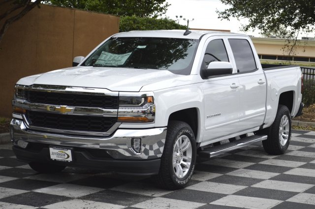 2018 Silverado 1500 Crew Cab 4x2,  Pickup #T2502 - photo 3