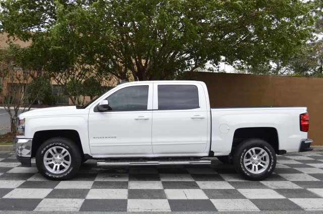 2018 Silverado 1500 Crew Cab 4x2,  Pickup #T2502 - photo 7