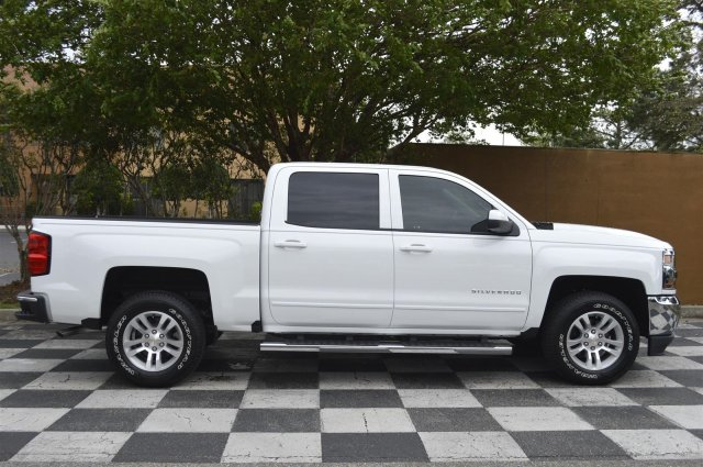 2018 Silverado 1500 Crew Cab 4x2,  Pickup #T2502 - photo 8