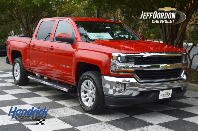 2018 Silverado 1500 Crew Cab 4x4,  Pickup #T2509 - photo 1