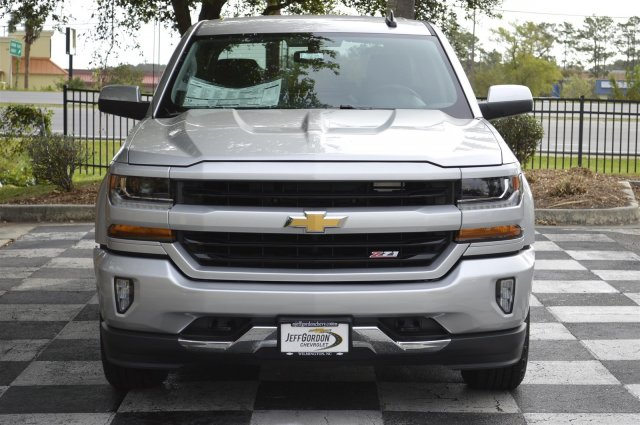 2018 Silverado 1500 Crew Cab 4x4,  Pickup #T2514 - photo 4