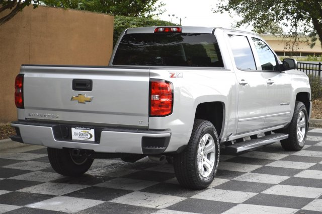 2018 Silverado 1500 Crew Cab 4x4,  Pickup #T2514 - photo 2