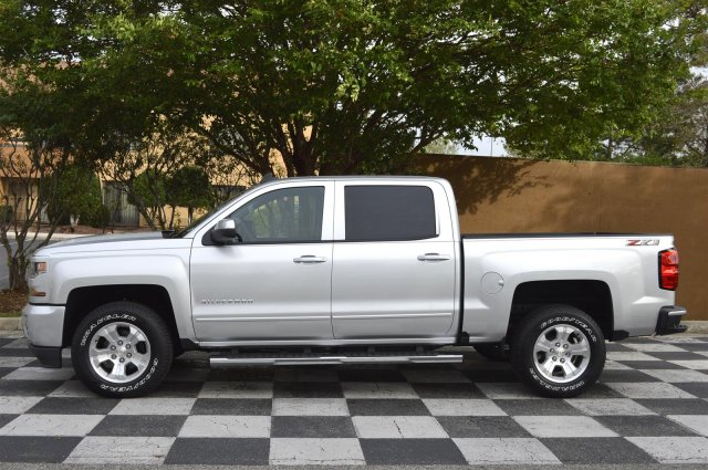 2018 Silverado 1500 Crew Cab 4x4,  Pickup #T2514 - photo 7
