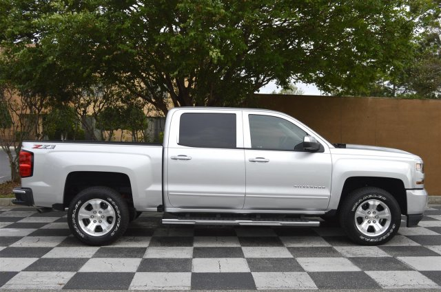 2018 Silverado 1500 Crew Cab 4x4,  Pickup #T2514 - photo 8