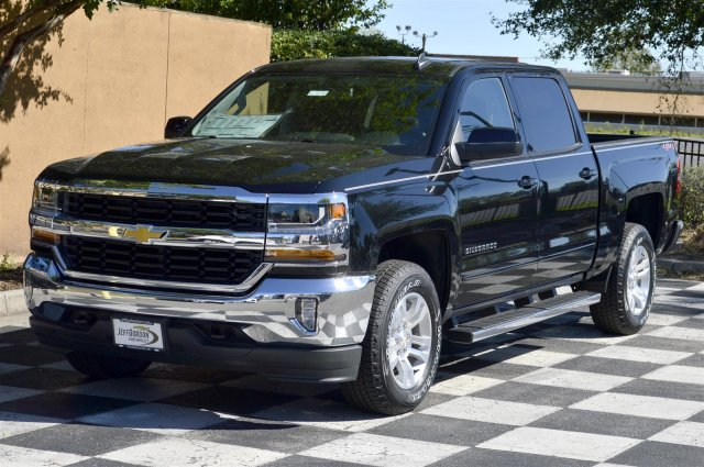 2018 Silverado 1500 Crew Cab 4x4,  Pickup #T2516 - photo 3