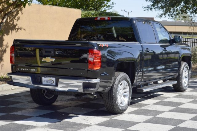 2018 Silverado 1500 Crew Cab 4x4,  Pickup #T2516 - photo 2