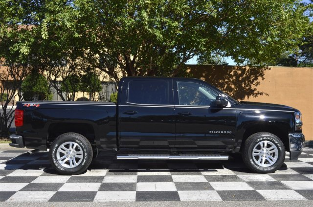 2018 Silverado 1500 Crew Cab 4x4,  Pickup #T2516 - photo 8