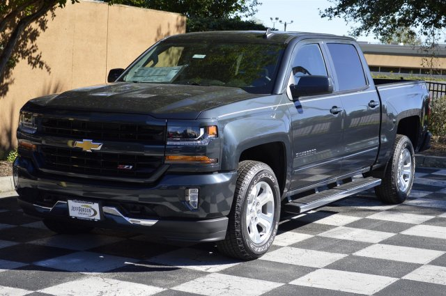 2018 Silverado 1500 Crew Cab 4x4,  Pickup #T2520 - photo 3