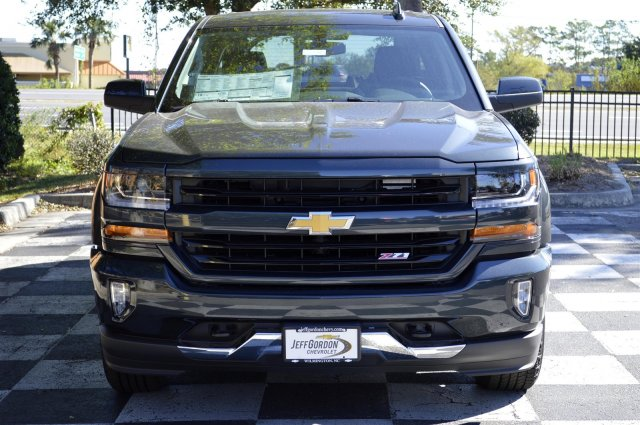 2018 Silverado 1500 Crew Cab 4x4,  Pickup #T2520 - photo 4