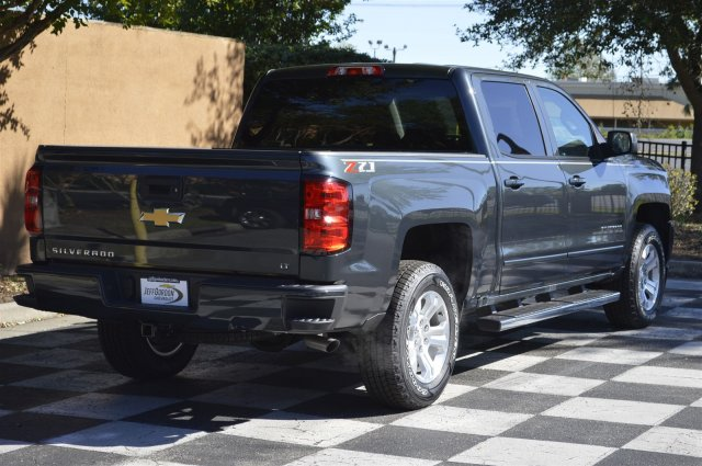2018 Silverado 1500 Crew Cab 4x4,  Pickup #T2520 - photo 2