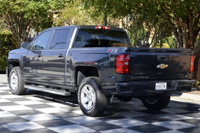2018 Silverado 1500 Crew Cab 4x4,  Pickup #T2520 - photo 5