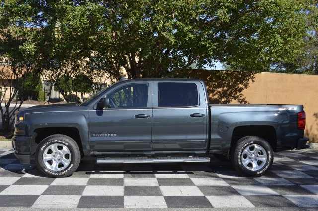 2018 Silverado 1500 Crew Cab 4x4,  Pickup #T2520 - photo 7