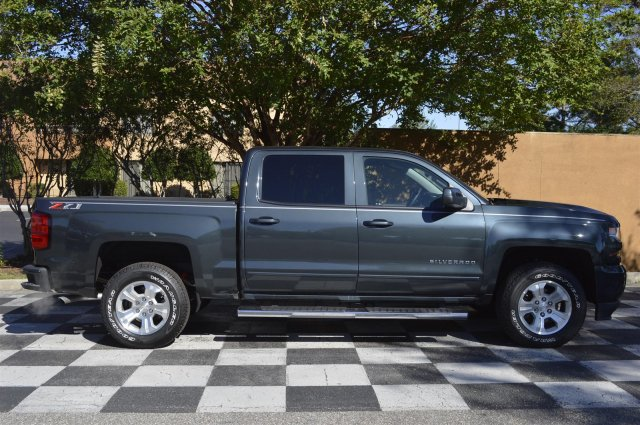 2018 Silverado 1500 Crew Cab 4x4,  Pickup #T2520 - photo 8