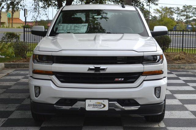 2018 Silverado 1500 Crew Cab 4x4,  Pickup #T2521 - photo 4