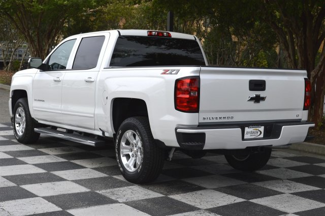2018 Silverado 1500 Crew Cab 4x4,  Pickup #T2521 - photo 5