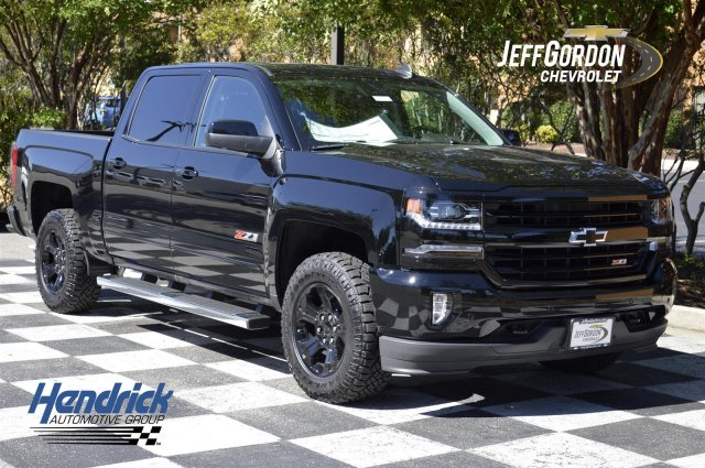 2018 Silverado 1500 Crew Cab 4x4,  Pickup #T2525 - photo 1