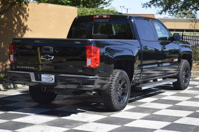 2018 Silverado 1500 Crew Cab 4x4,  Pickup #T2525 - photo 2