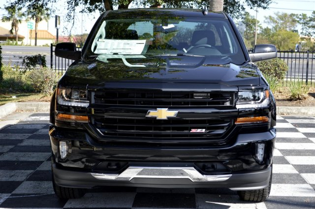 2018 Silverado 1500 Crew Cab 4x4,  Pickup #T2560 - photo 4