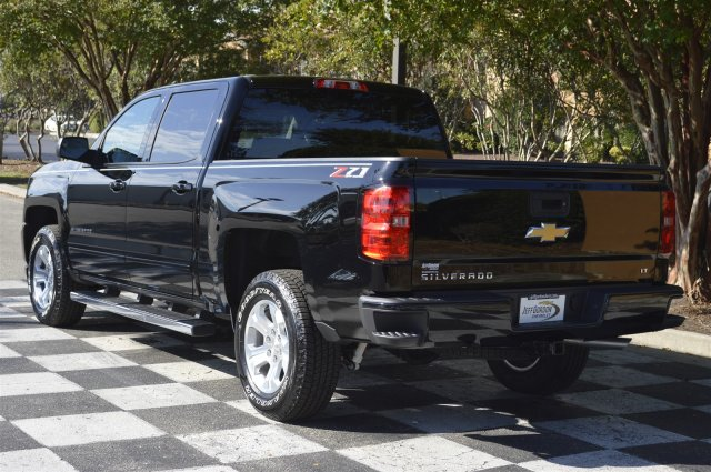 2018 Silverado 1500 Crew Cab 4x4,  Pickup #T2560 - photo 5