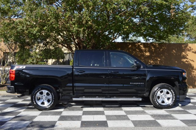 2018 Silverado 1500 Crew Cab 4x4,  Pickup #T2560 - photo 8