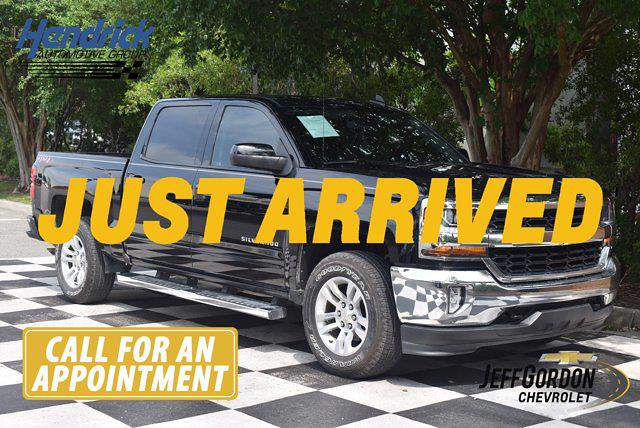 2018 Silverado 1500 Crew Cab 4x4,  Pickup #T2561 - photo 1