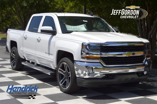 2018 Silverado 1500 Crew Cab 4x4,  Pickup #T2569 - photo 1