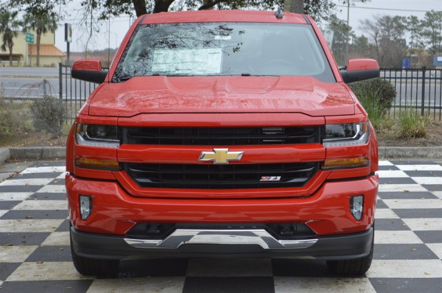 2018 Silverado 1500 Crew Cab 4x4,  Pickup #T2642 - photo 4