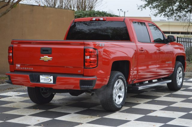 2018 Silverado 1500 Crew Cab 4x4,  Pickup #T2642 - photo 2