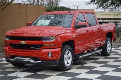 2018 Silverado 1500 Crew Cab 4x4,  Pickup #T2642 - photo 3