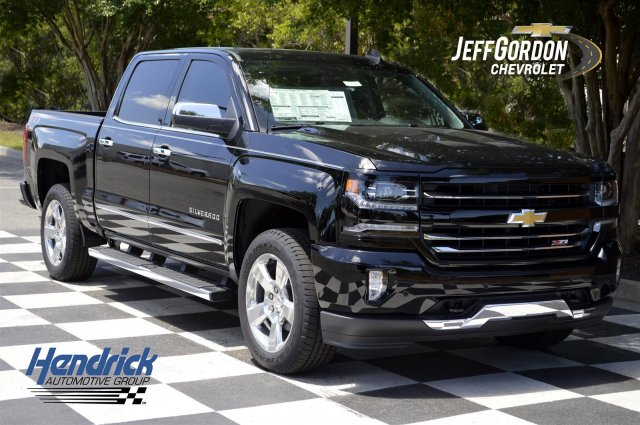 2018 Silverado 1500 Crew Cab 4x4,  Pickup #T2646 - photo 1