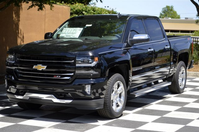 2018 Silverado 1500 Crew Cab 4x4,  Pickup #T2646 - photo 3