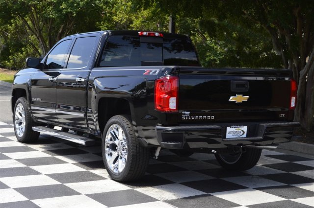2018 Silverado 1500 Crew Cab 4x4,  Pickup #T2651 - photo 5