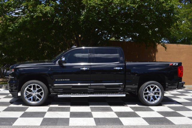 2018 Silverado 1500 Crew Cab 4x4,  Pickup #T2651 - photo 7