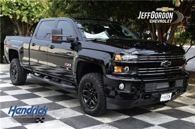 2019 Silverado 2500 Crew Cab 4x4,  Pickup #U1022 - photo 1