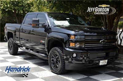 2019 Silverado 2500 Crew Cab 4x4,  Pickup #U1024 - photo 1