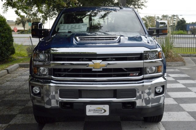 2019 Silverado 2500 Crew Cab 4x4,  Pickup #U1028 - photo 4