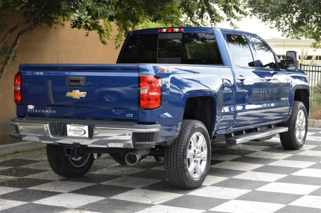 2019 Silverado 2500 Crew Cab 4x4,  Pickup #U1028 - photo 2
