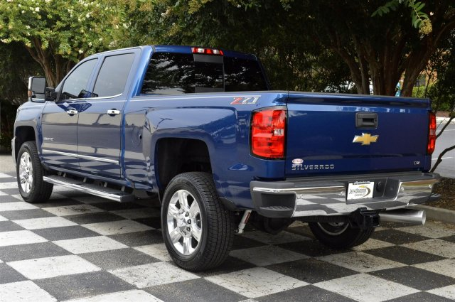 2019 Silverado 2500 Crew Cab 4x4,  Pickup #U1028 - photo 5