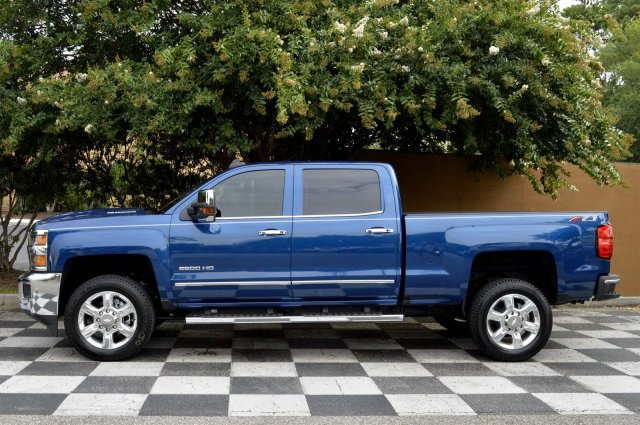 2019 Silverado 2500 Crew Cab 4x4,  Pickup #U1028 - photo 7