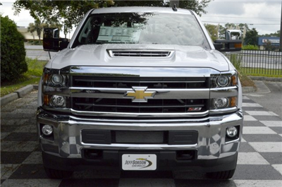 2019 Silverado 2500 Crew Cab 4x4,  Pickup #U1029 - photo 4