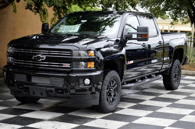 2019 Silverado 2500 Crew Cab 4x4,  Pickup #U1035 - photo 3