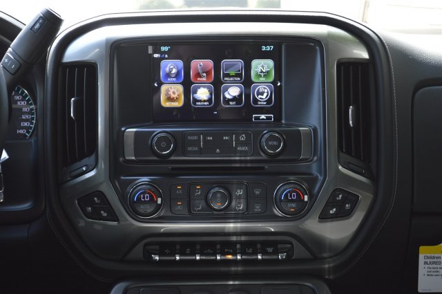 2019 Silverado 3500 Crew Cab 4x4,  Pickup #U1036 - photo 11
