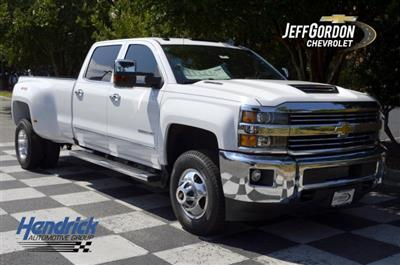 2019 Silverado 3500 Crew Cab 4x4,  Pickup #U1036 - photo 1