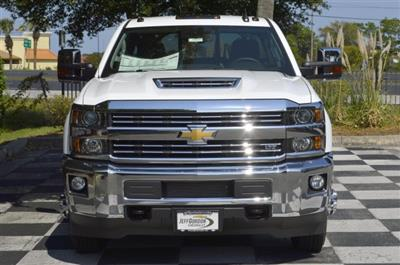 2019 Silverado 3500 Crew Cab 4x4,  Pickup #U1036 - photo 4